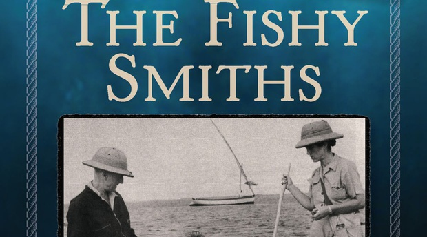 The Fishy Smiths, Mike Bruton, Penguin Random House, JLB Smith, Margaret Smith, Ichthyologists. Coelacanth.