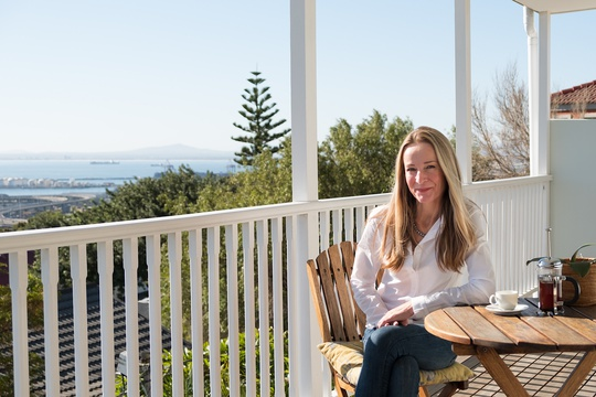 Alison von During, Superhost, Little Liberty Airbnb, Vredehoek, Cape Town accommodation